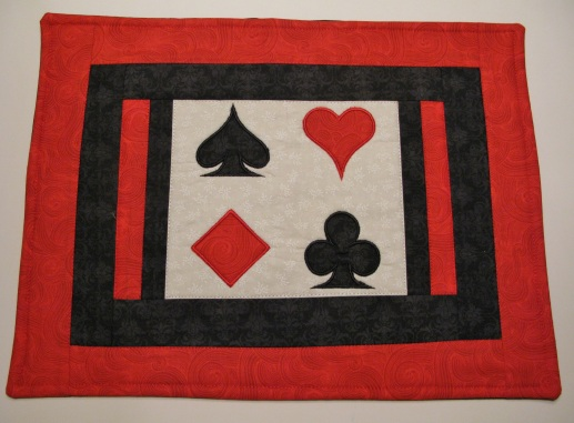 card-players-placemat