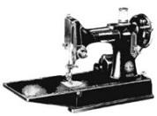 featherweight sewing machine-tm